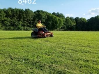 Yard mowing company in Mechanicsville, VA, 23116