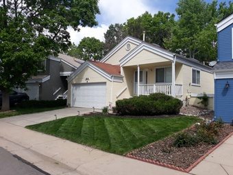 Yard mowing company in Denver, CO, 80236