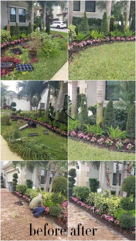 Yard mowing company in Boynton Beach, FL, 33473