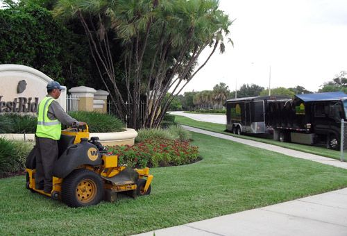 Yard mowing company in Vero Beach, FL, 32967
