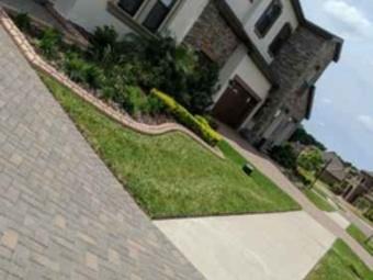 Yard mowing company in Lakeland, FL, 33805