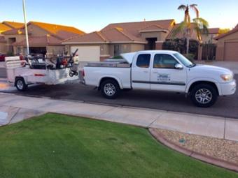 Yard mowing company in Chandler, AZ, 85226