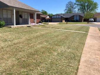 Yard mowing company in Guthrie, OK, 73044