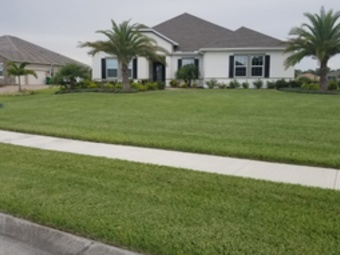 Yard mowing company in Melbourne, FL, 32904