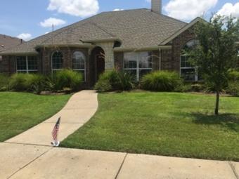Yard mowing company in Blue Ridge, TX, 75424
