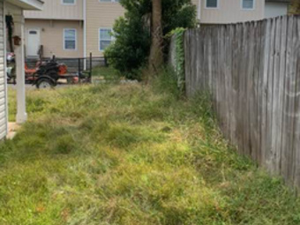 Yard mowing company in Tallahassee, FL, 32309