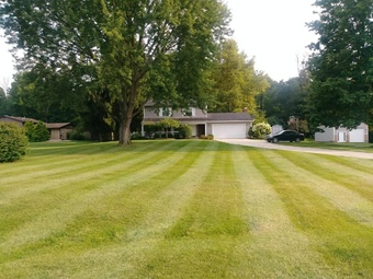 Yard mowing company in Springfield, OH, 45504