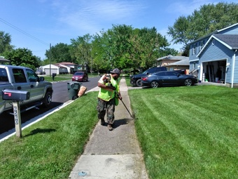 Yard mowing company in Etna, OH, 43062