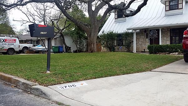 Yard mowing company in San Antonio, TX, 78230