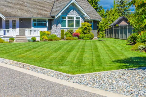 Yard mowing company in Columbus, OH, 43219