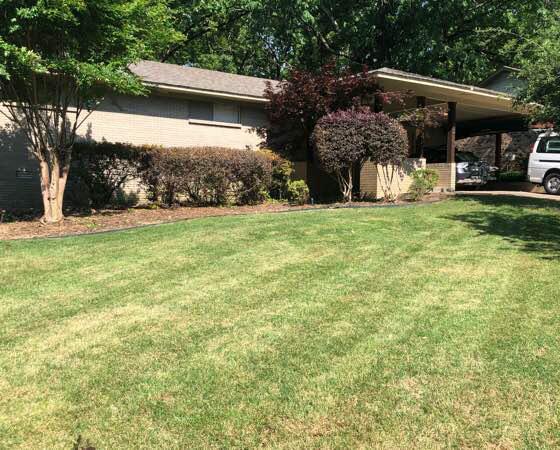 Yard mowing company in Little Rock, AR, 72223