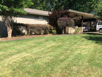 Yard mowing company in Little Rock, AR, 72223