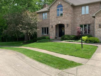 Yard mowing company in Indianapolis, IN, 46227