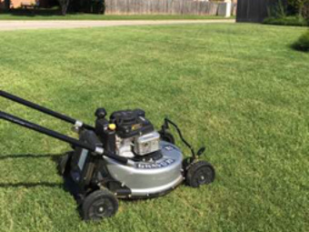 Yard mowing company in Oklahoma City, OK, 73118