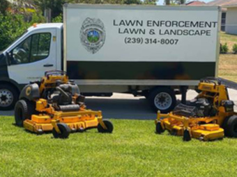 Yard mowing company in Cape Coral, FL, 33993