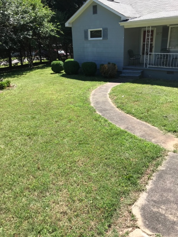 Yard mowing company in Dallas, NC, 28658
