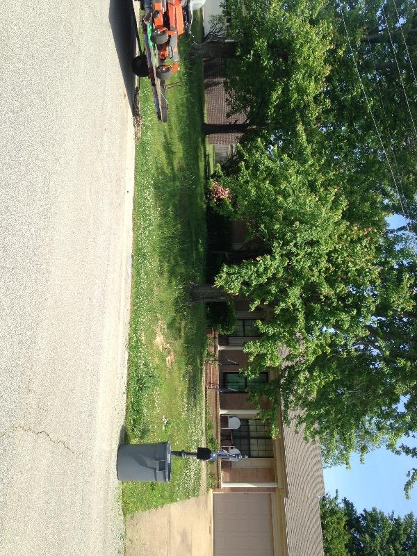 Yard mowing company in Jackson, TN, 38305