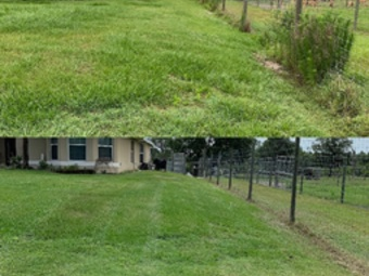 Yard mowing company in Fort Myers, FL, 33913