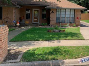 Yard mowing company in Fort Worth, TX, 76111