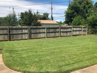 Yard mowing company in Tulsa, OK, 74133