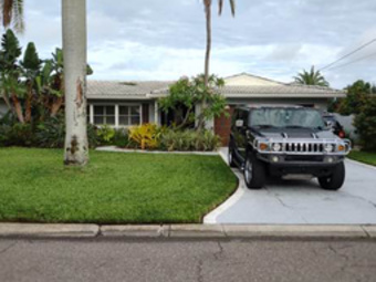 Yard mowing company in Clearwater, FL, 33755