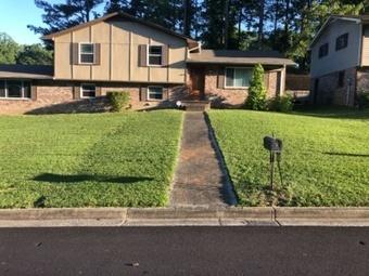 Yard mowing company in Hampton , GA, 30310