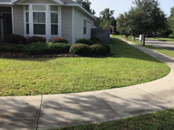 Yard mowing company in Gainesville, FL, 32605
