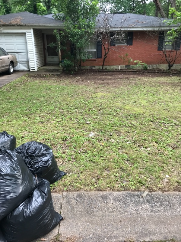 Yard mowing company in Little Rock, AR, 72209