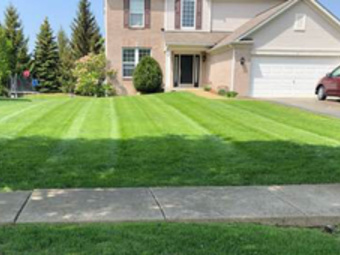 Yard mowing company in Crest Hill, IL, 60403