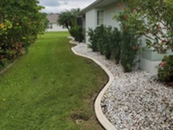Yard mowing company in Naples, FL, 34106