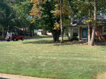 Yard mowing company in Maumelle, AR, 72113