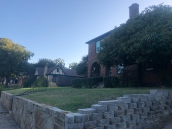 Yard mowing company in Fort Worth, TX, 76054