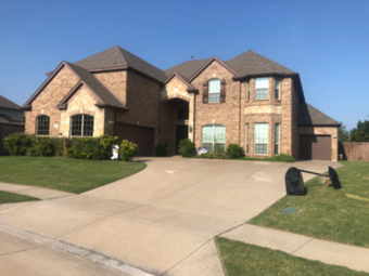 Yard mowing company in Sachse, TX, 75048