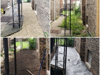 Yard mowing company in Chicago, IL, 60619