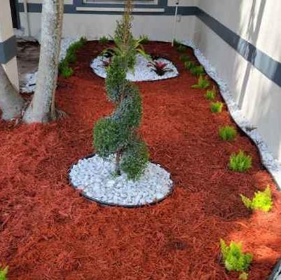 Yard mowing company in Miami, FL, 33142