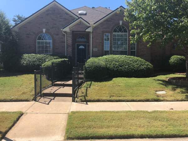 Yard mowing company in Carrollton, TX, 75006