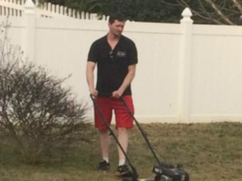 Yard mowing company in Raleigh, NC, 27610