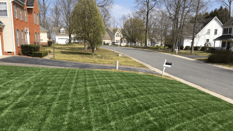 Yard mowing company in Nashville, NC, 28056
