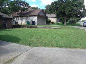 Yard mowing company in Denton, TX, 76210