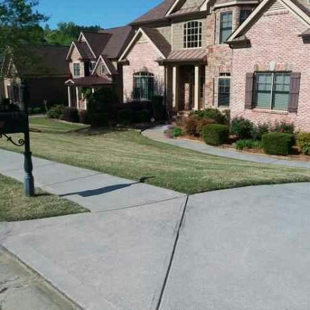 Yard mowing company in Dallas, GA, 30157