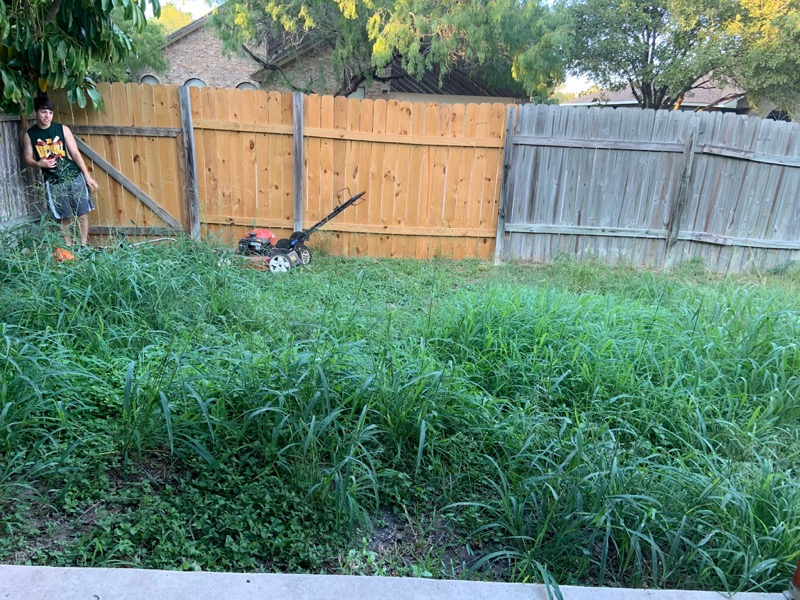 Yard mowing company in Mission, TX, 78573