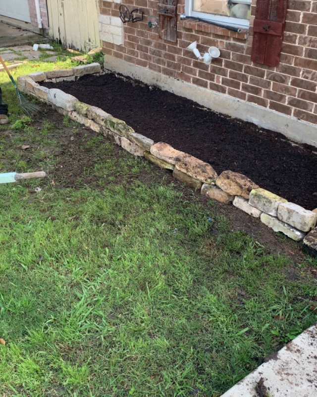 Yard mowing company in Plano, TX, 75023
