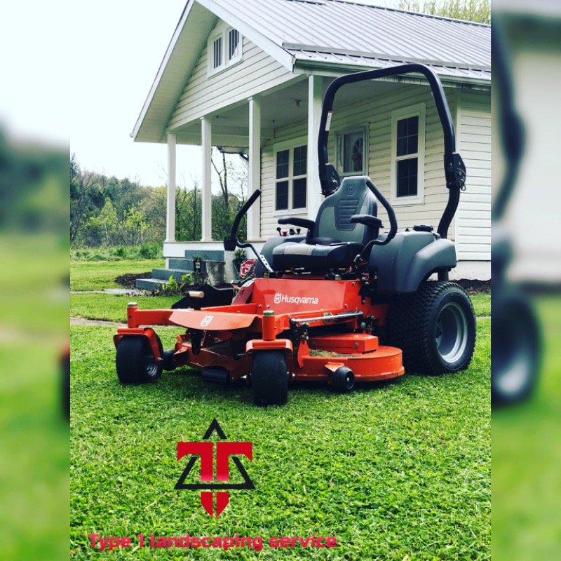 Yard mowing company in Weaverville, NC, 28787