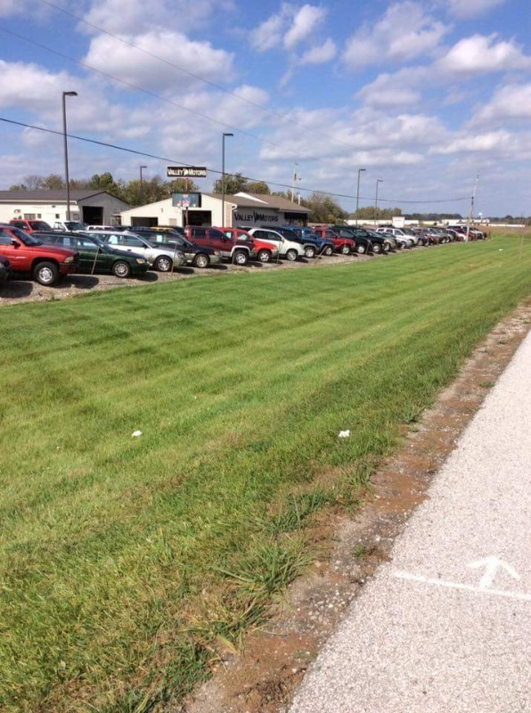 Yard mowing company in Greenwood, IN, 46143
