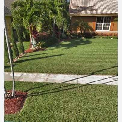Yard mowing company in Miami Shores, FL, 33168