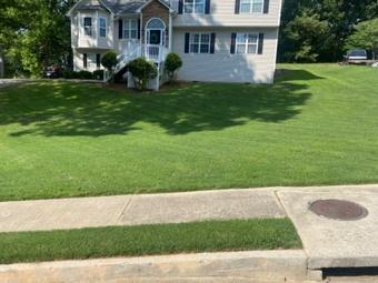 Yard mowing company in Mableton, GA, 30168