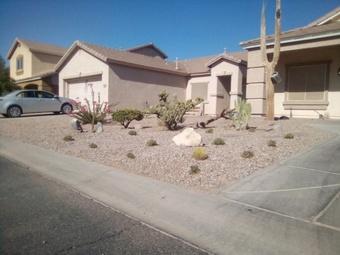 Yard mowing company in Coolidge, AZ, 85128