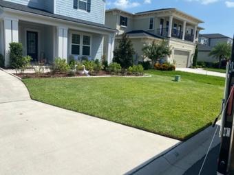 Yard mowing company in Jacksonville, FL, 32244