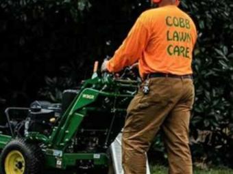Yard mowing company in Marietta, GA, 30066