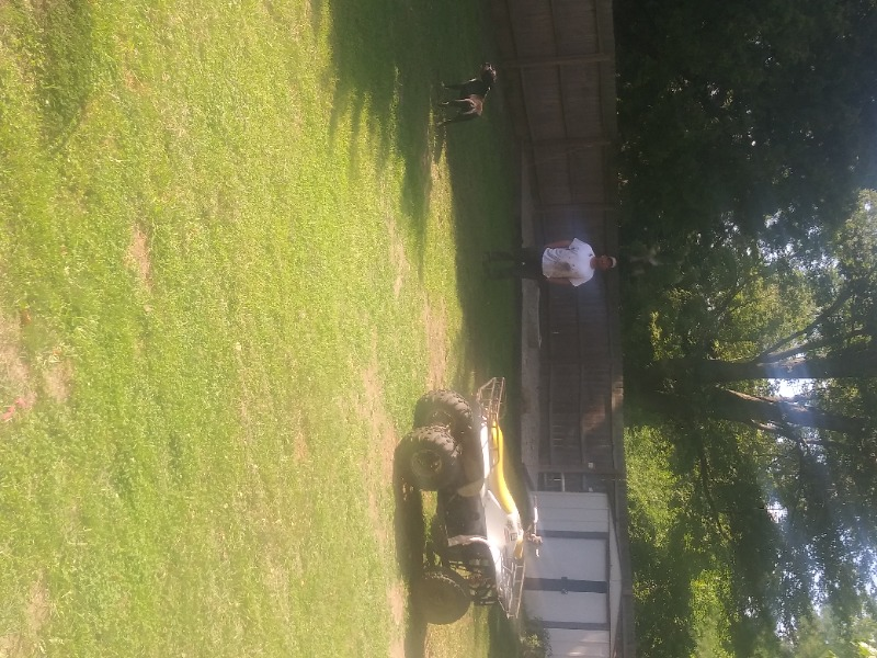 Yard mowing company in Andrews, IN, 46702